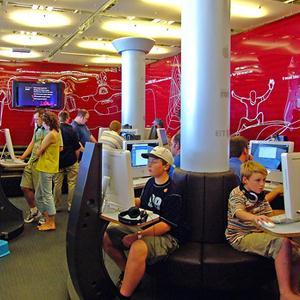 Интернет-кафе Старой Майны