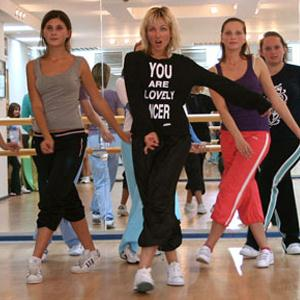 Школы танцев Старой Майны