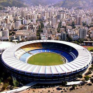Стадионы Старой Майны
