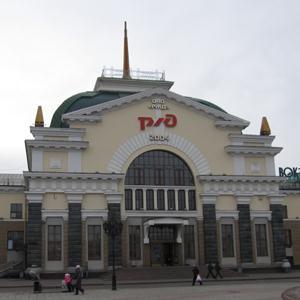 Железнодорожные вокзалы Старой Майны